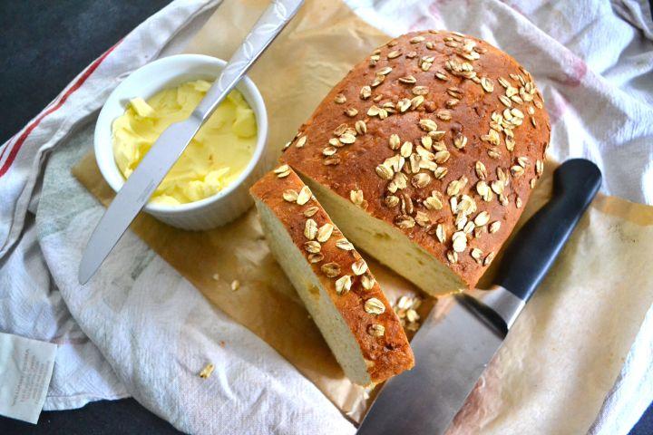 honey bread 2 to use