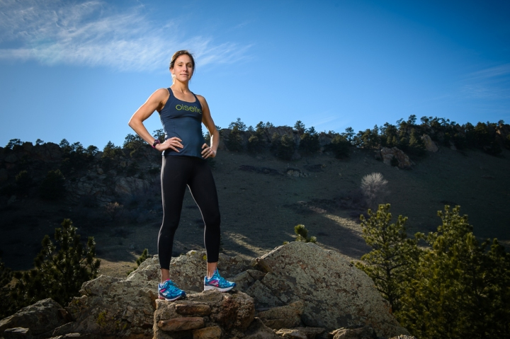Move over Nike: Oiselle is coming in fierce.