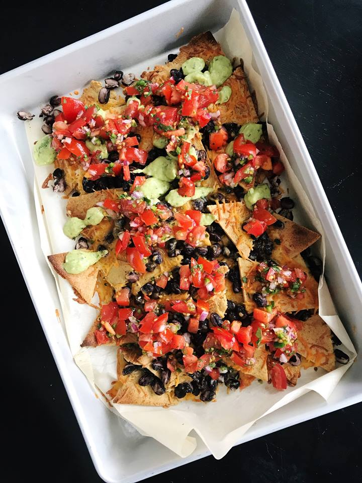 A million bucks – and, oh, chickpea nachos